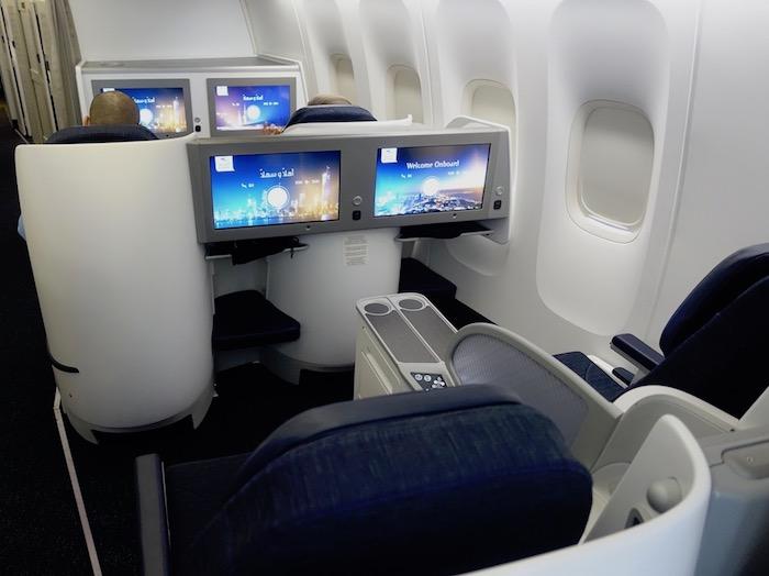 Kuwait-Airways-777-Business-Class - 16
