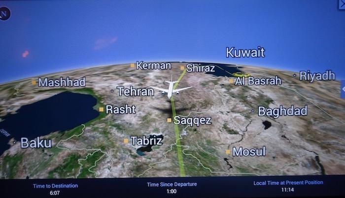 Kuwait-Airways-777-Business-Class - 45