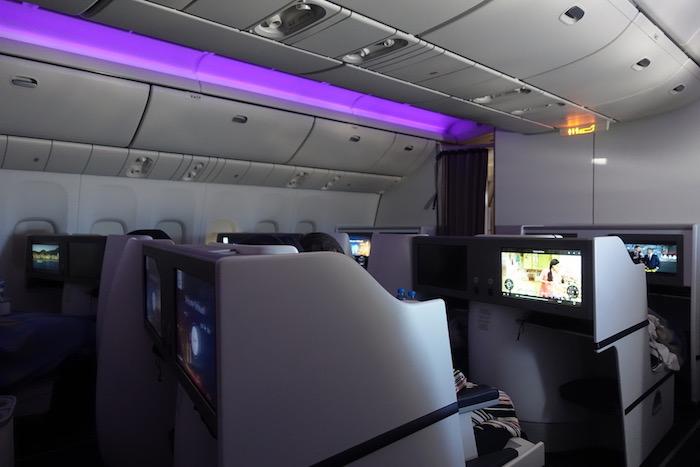 Kuwait-Airways-777-Business-Class - 52