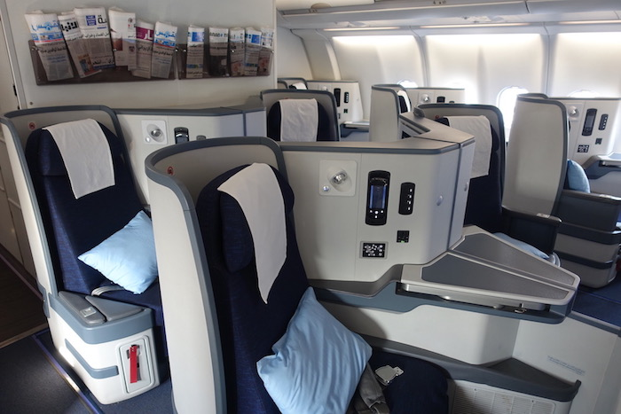 Kuwait-Airways-Business-Class-A330 - 2 - One Mile at a Time