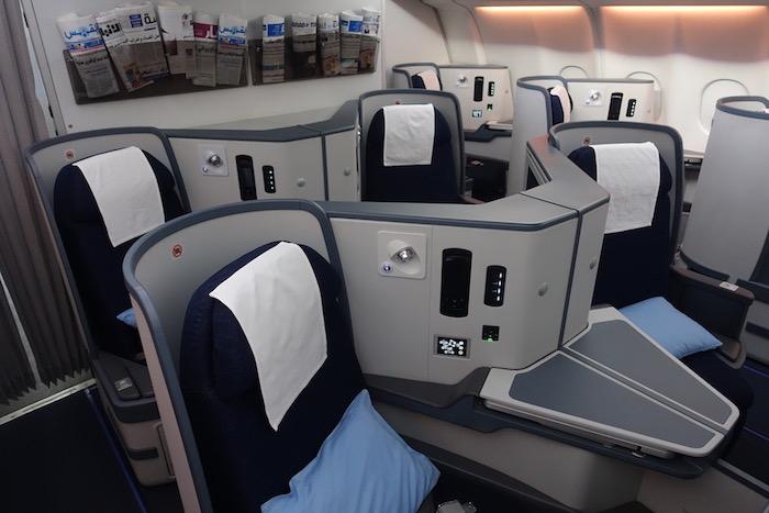 Kuwait-Airways-Business-Class-A330 - 44