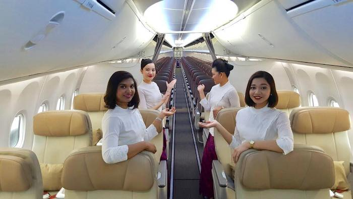 Malindo Air Makes Flight Attendants Strip Down To Bra In