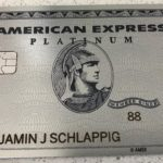 Metal Amex Platinum Card 3