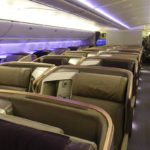 Singapore 777 Business Class – 1