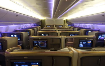 Singapore Airlines May Cut Los Angeles To Seoul Incheon Route - One ...
