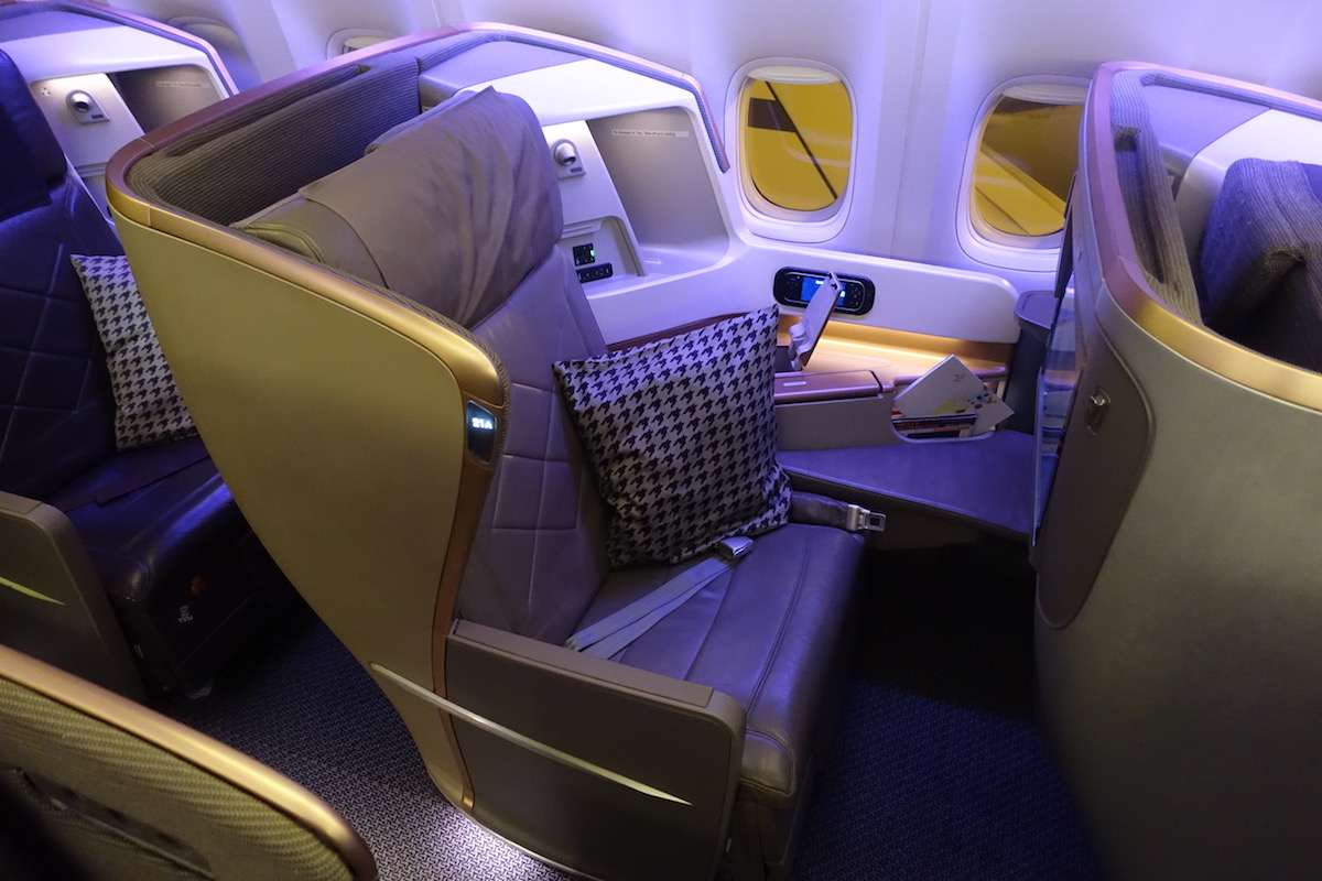 More Details On Singapore Airlines\' 787-10, Debuting In April 2018 ...