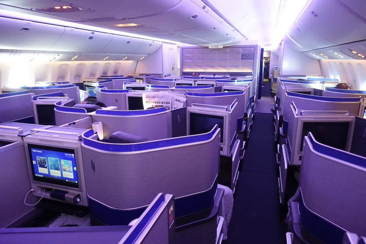 United Polaris 777 41