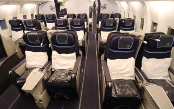 Condor 767 Business Class