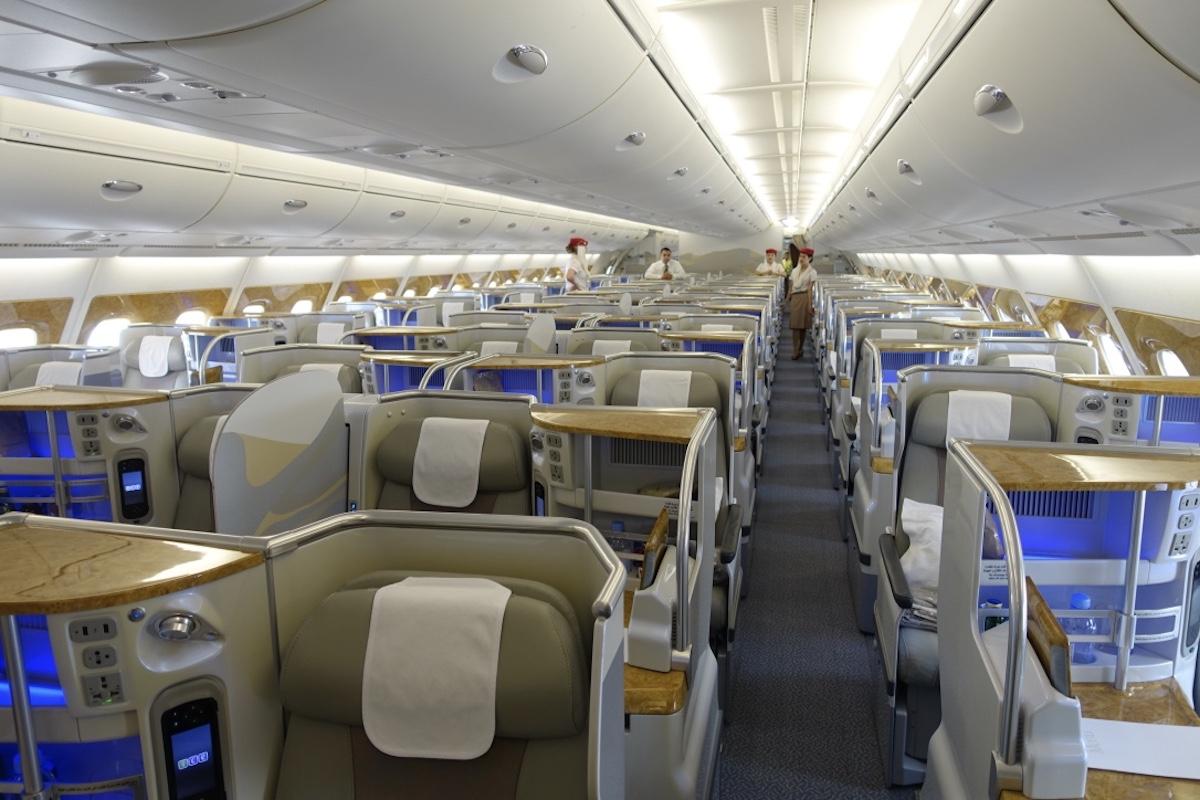 UAE Showdown: Emirates Business Class Vs. Etihad Business ...
