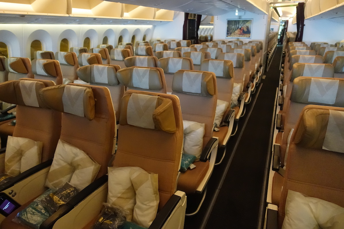 Etihad Will Begin Charging For Economy Seat Assignments - One Mile at a Time