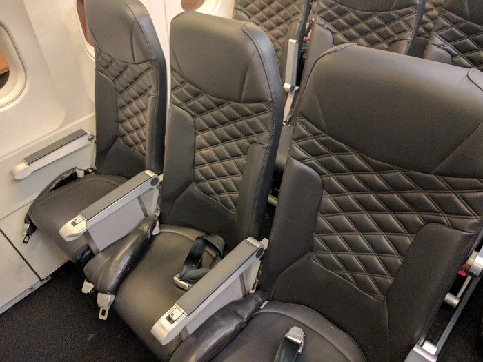 Review: Frontier Airlines A319 Denver To Philadelphia ...