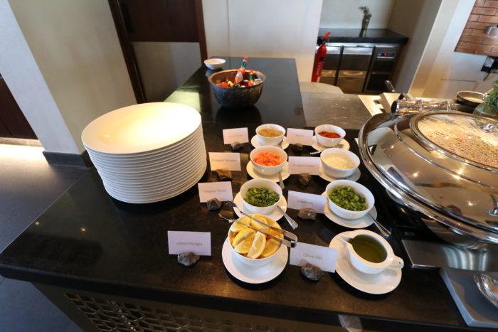 Anantara Al Jabal Al Akhdar Breakfast