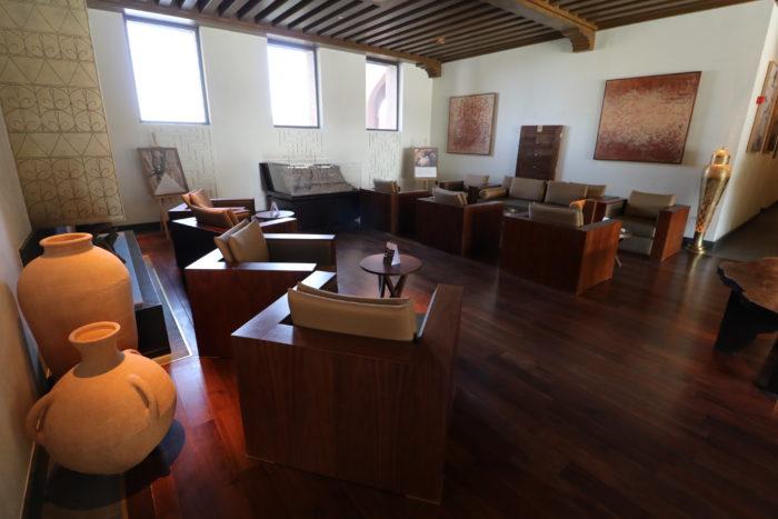Anantara Al Jabal Al Akhdar lobby