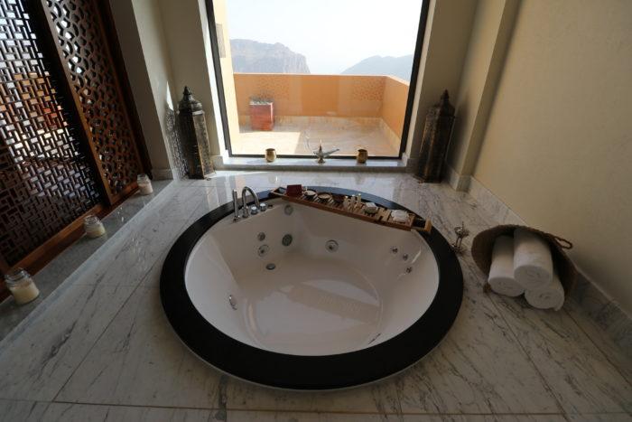 Anantara Al Jabal Al Akhdar Three Bedroom Royal Mountain Villa