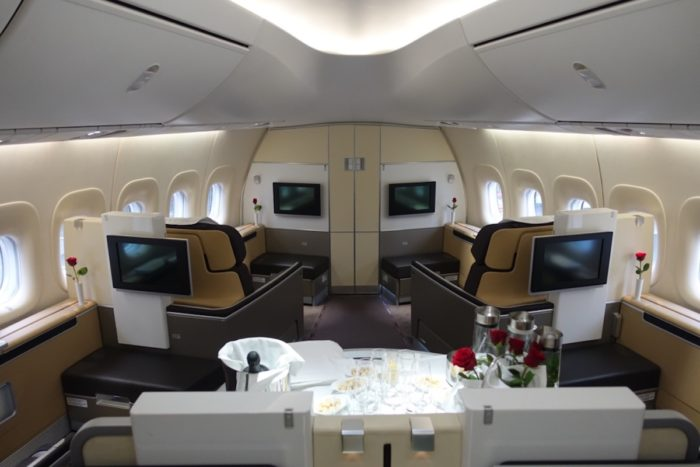 The World S Best First Class Airlines