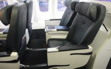 Virgin Australia 737 Business Class – 2