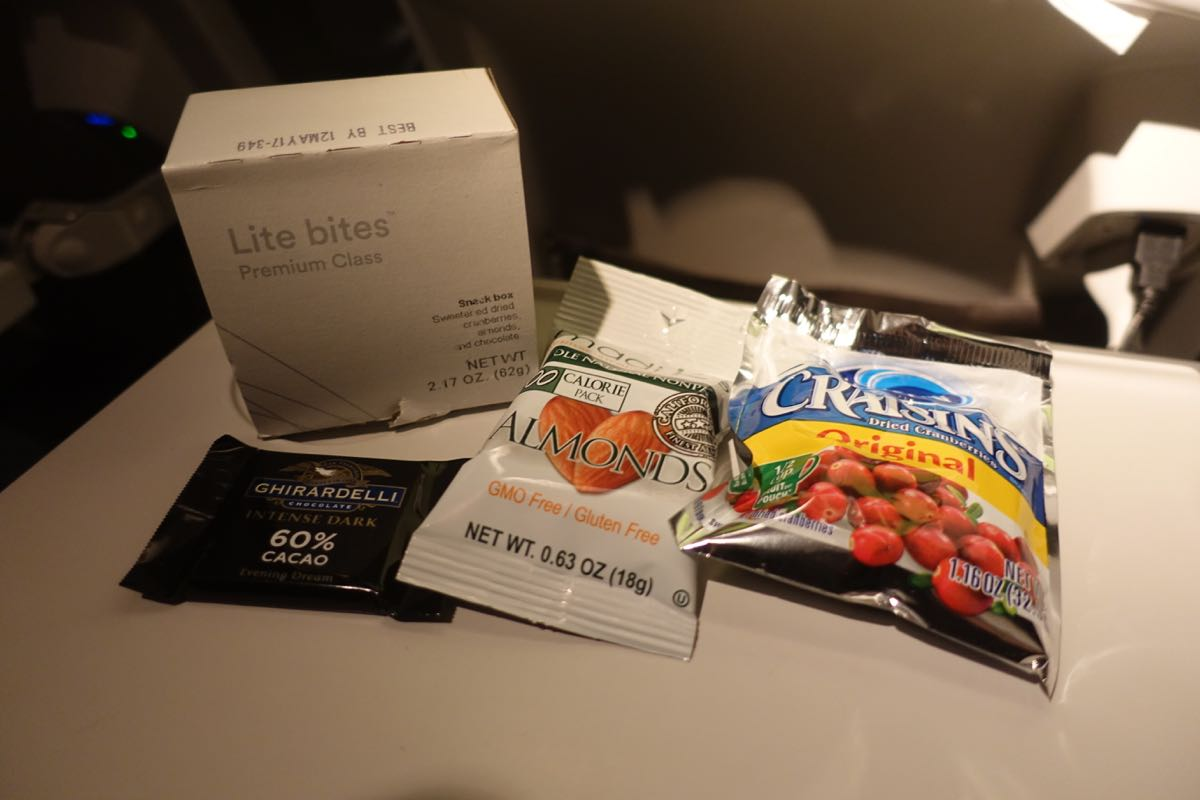 Alaska Airlines Is Eliminating Snack Boxes In Premium