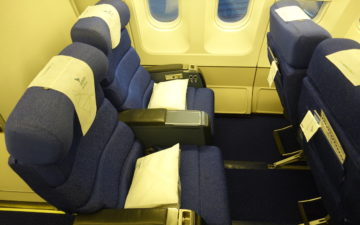 Azores Airlines Business Class – 2