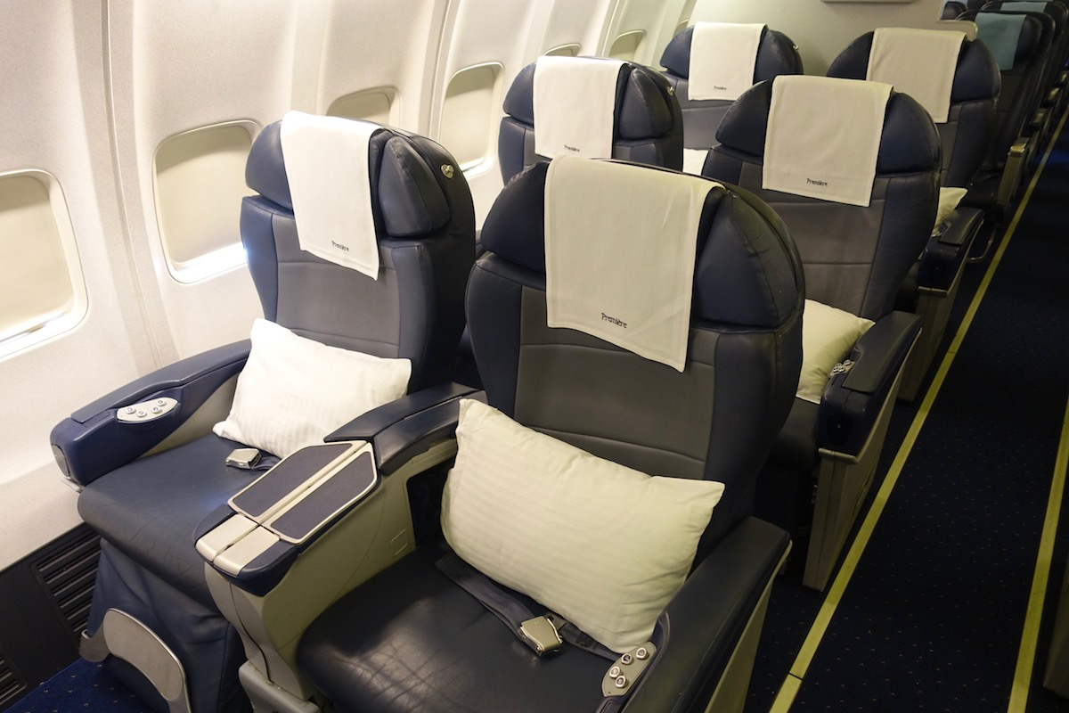 Review: Jet Airways Business Class 737 Dubai To Mumbai ...