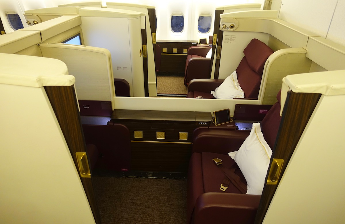 Jet-Airways-First-Class-777 - 11 - One Mile at a Time