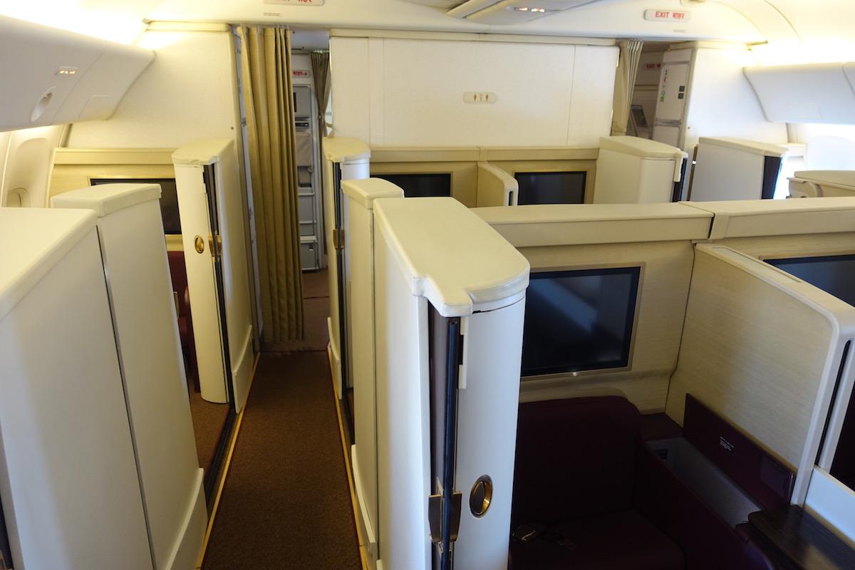 Review Jet Airways First Class 777 300er Mumbai To London