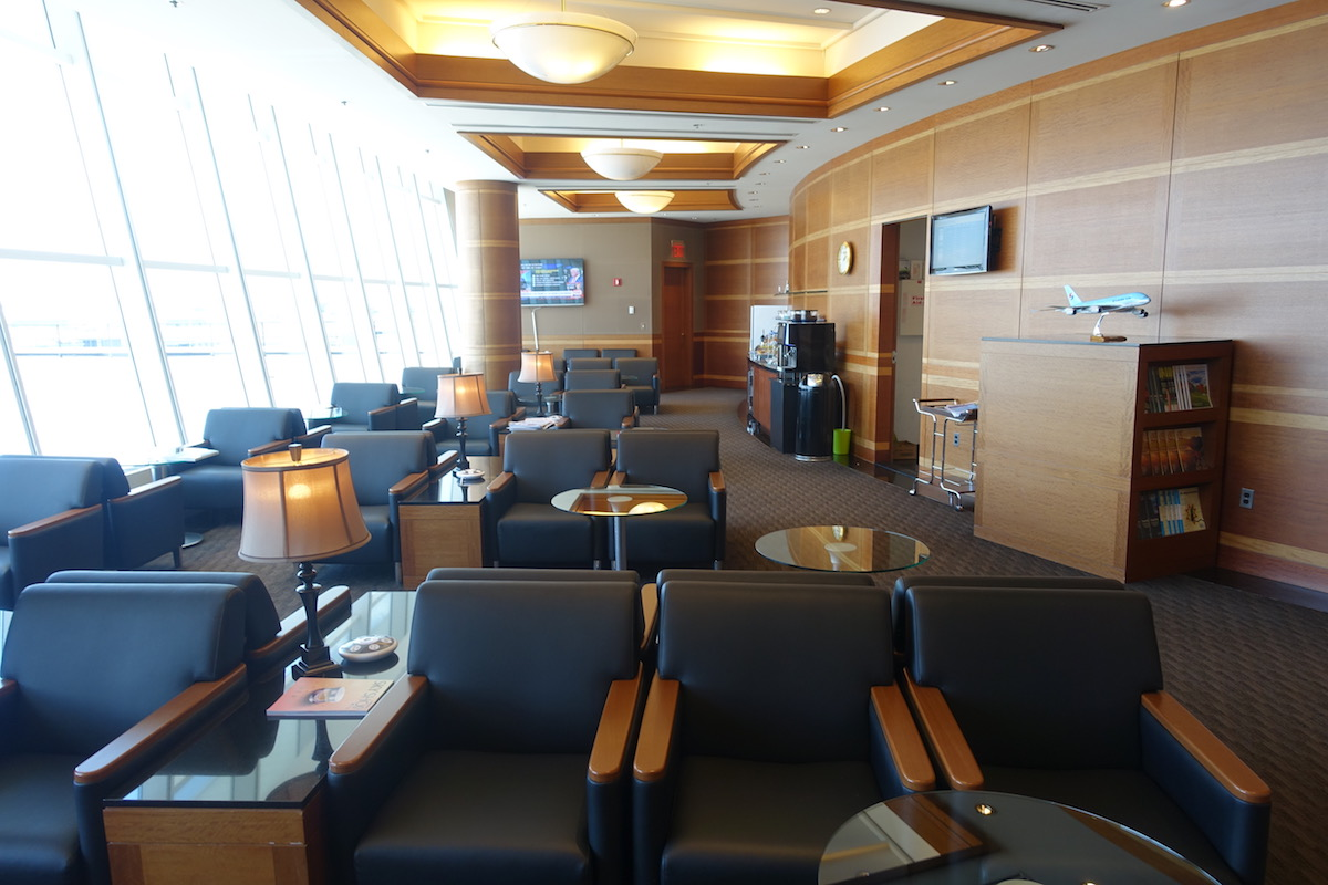 Korean Air First Class Lounge Jfk 8 One Mile At A Time