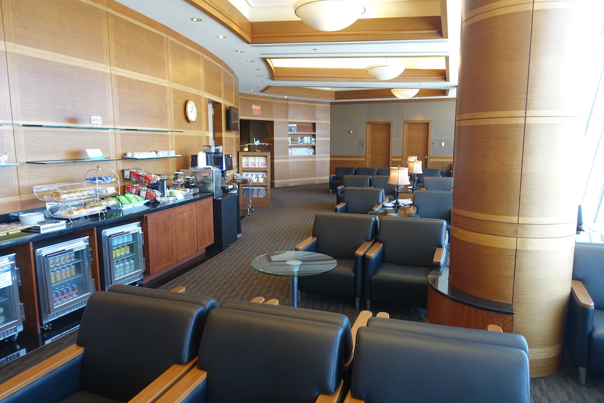 Review Korean Air First Class Lounge New York Jfk Airport