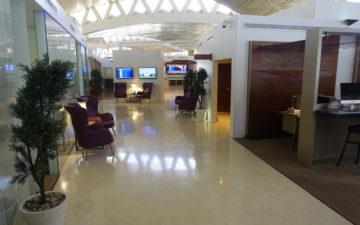 Saudia Lounge Riyadh Airport – 7