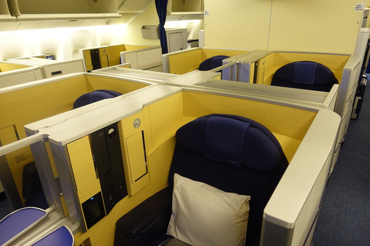 Ana First Class With Virgin Atlantic Miles An Incredible