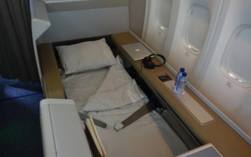 Air China 747 First Class – 10