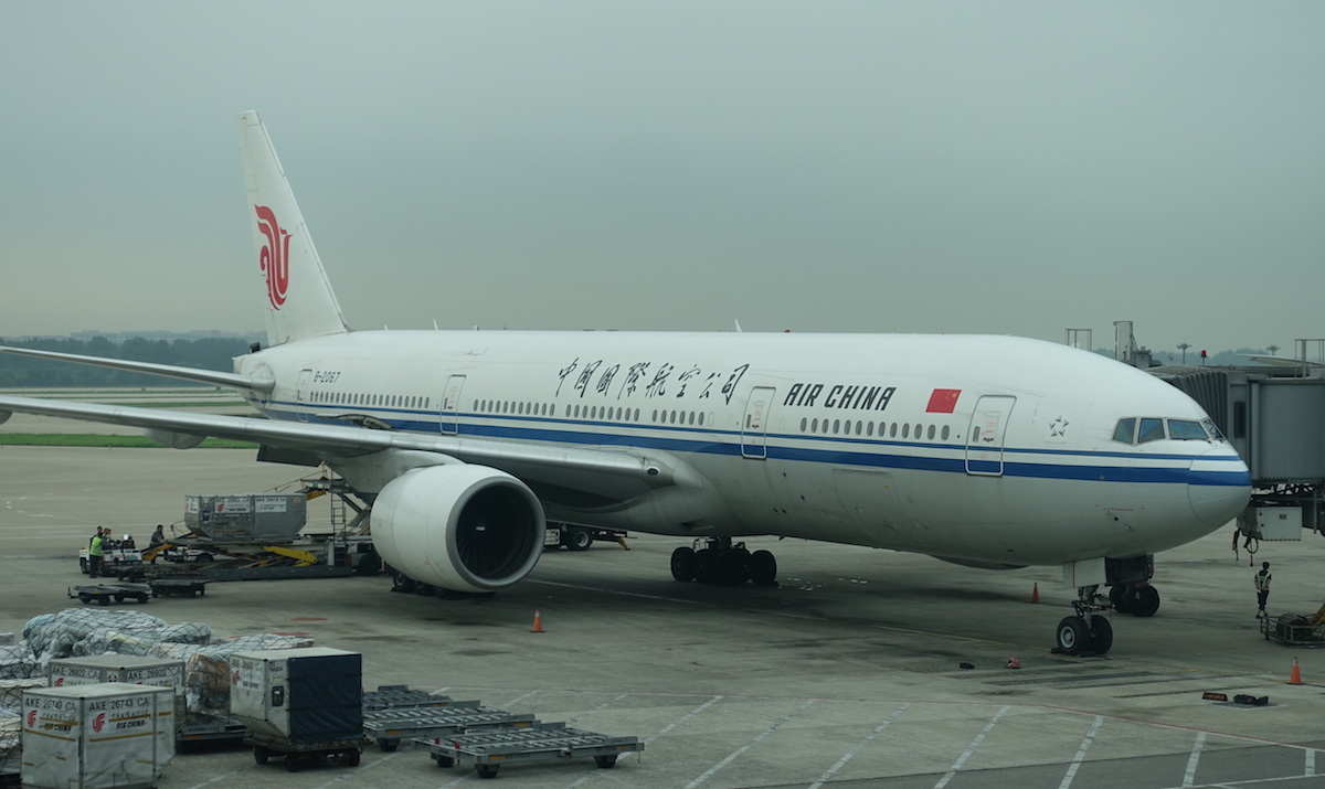 Chinese Airlines Will Be Banned From Flying To US   One Mile at a Time