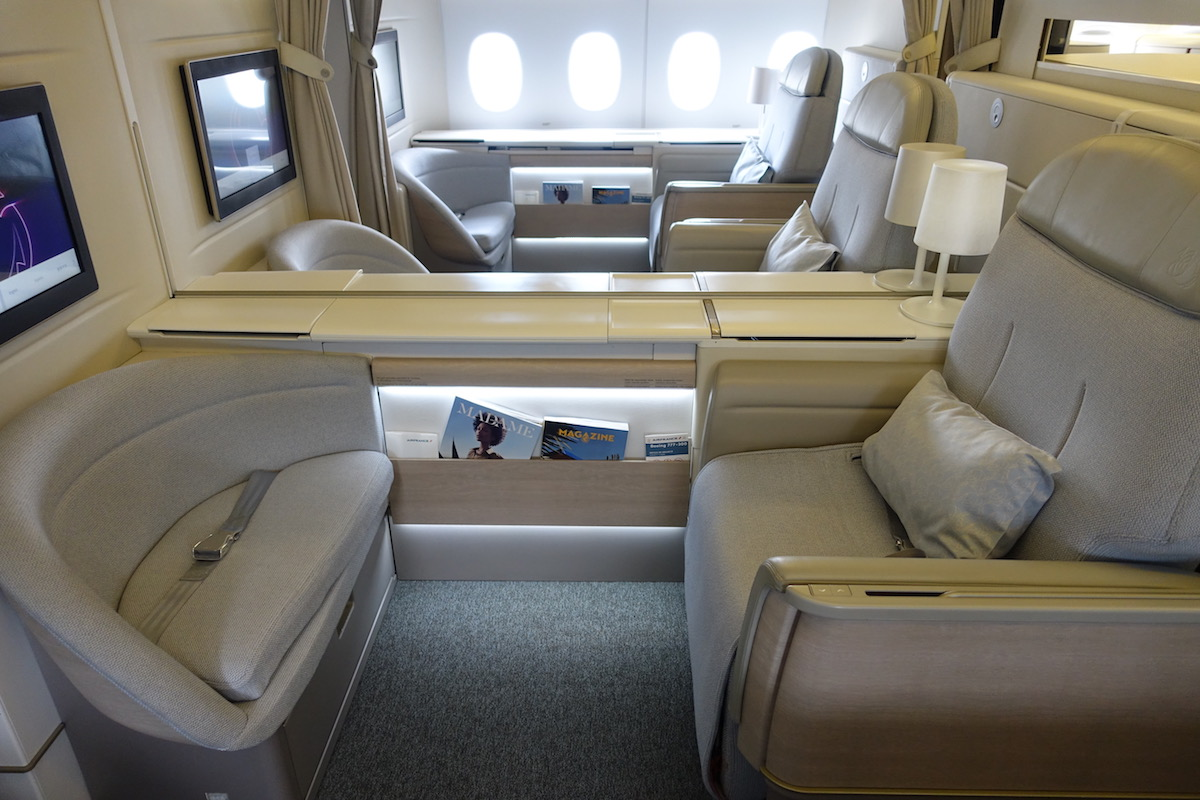 Fantastic Air France First Class Fares From The Us To