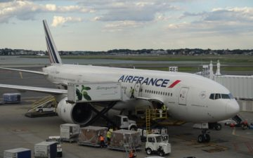 Air France Lounge Boston – 4