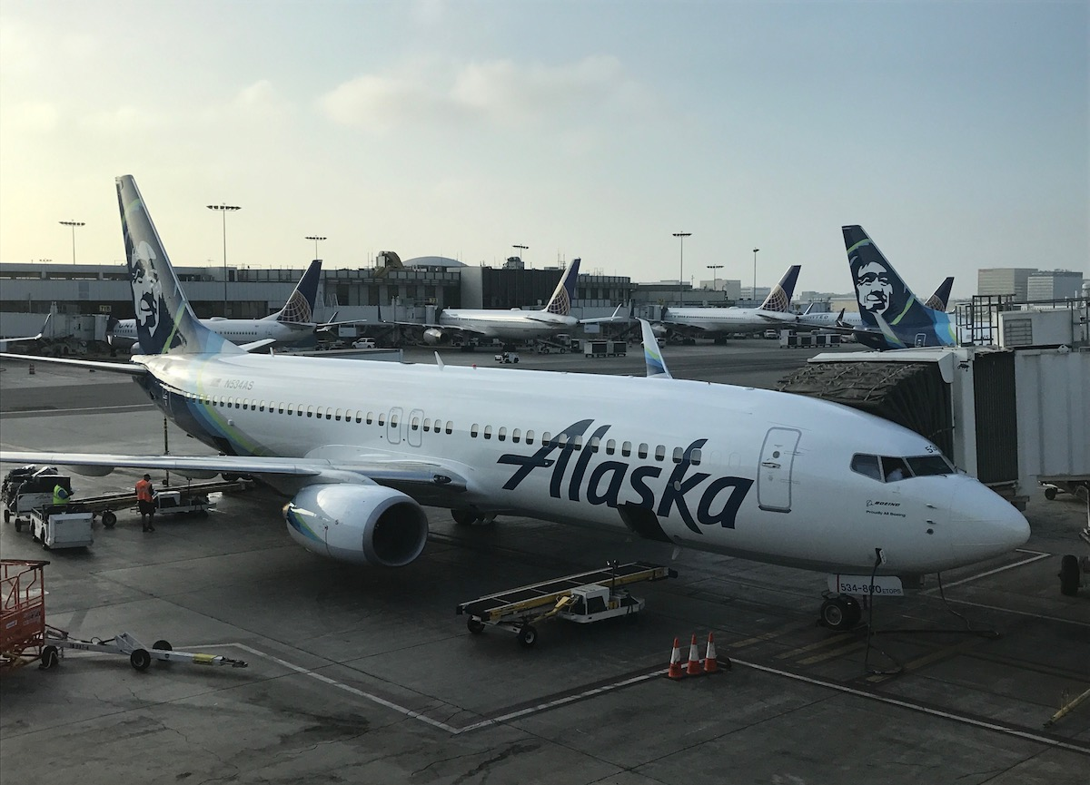 Alaska Airlines Is Reducing Their Carry-On Baggage ... Alaska Airlines