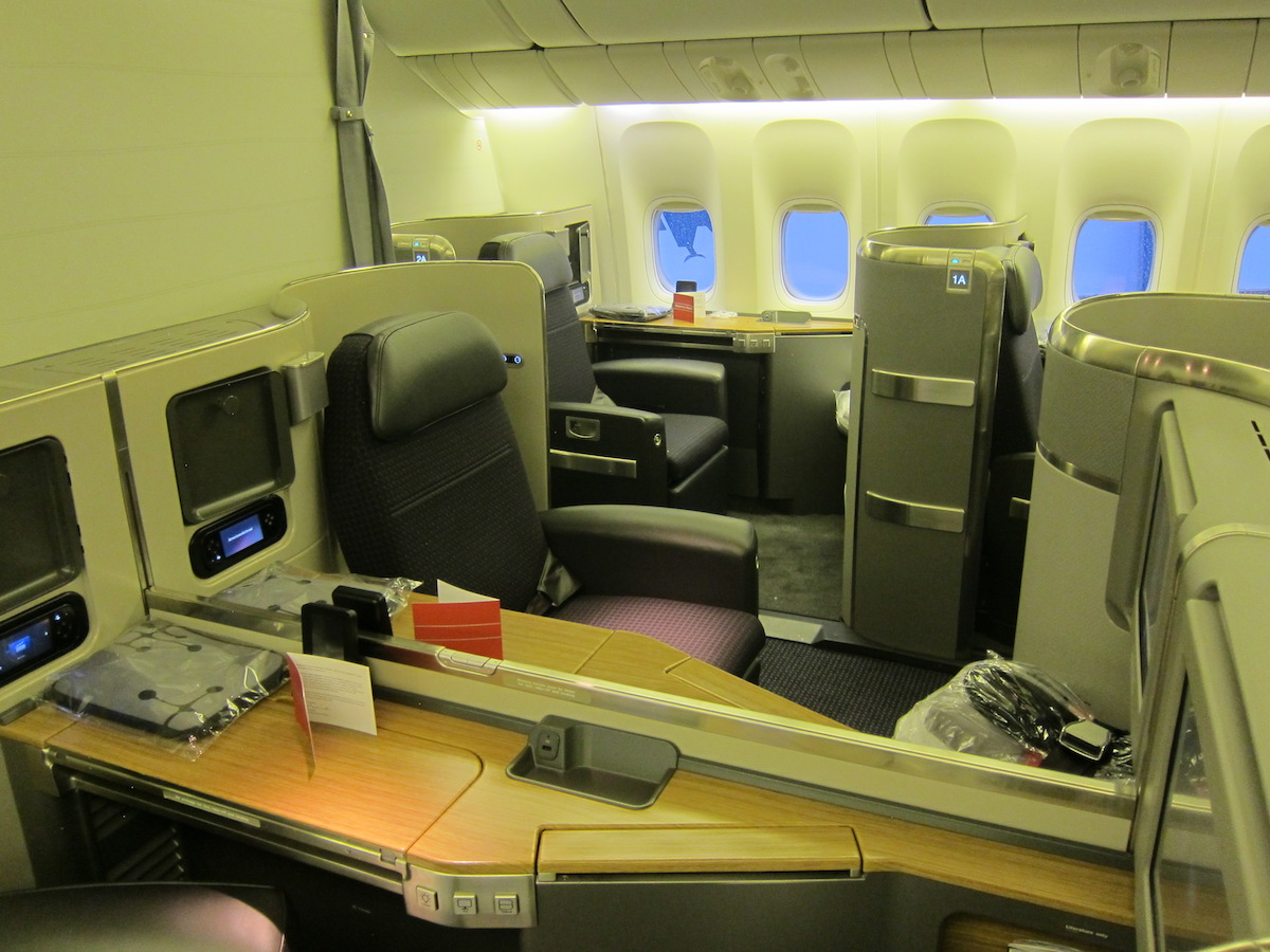Good American & British Airways First Class Fares From Europe To The US - One Mile at a Time