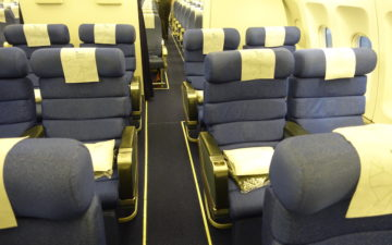 Azores Airlines Business Class A310 – 1