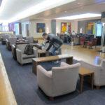 British Airways Lounge Jfk