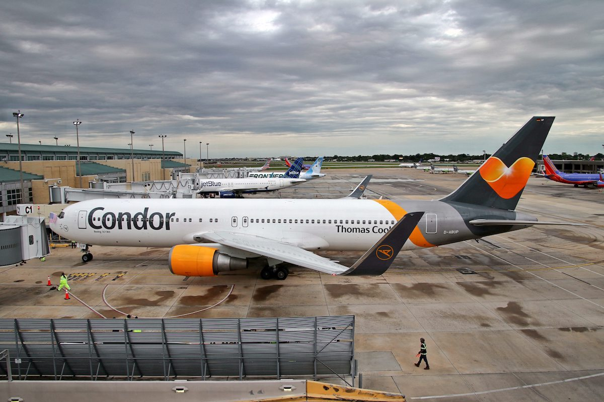 LOT Polish Airlines Buys Germany's Condor