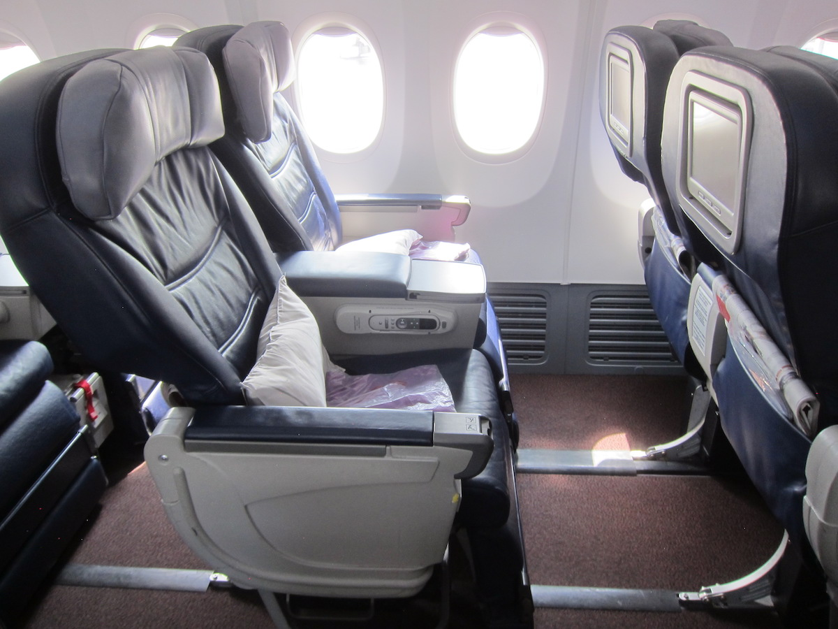 Malaysia Airlines Busness Class One Mile At A Time