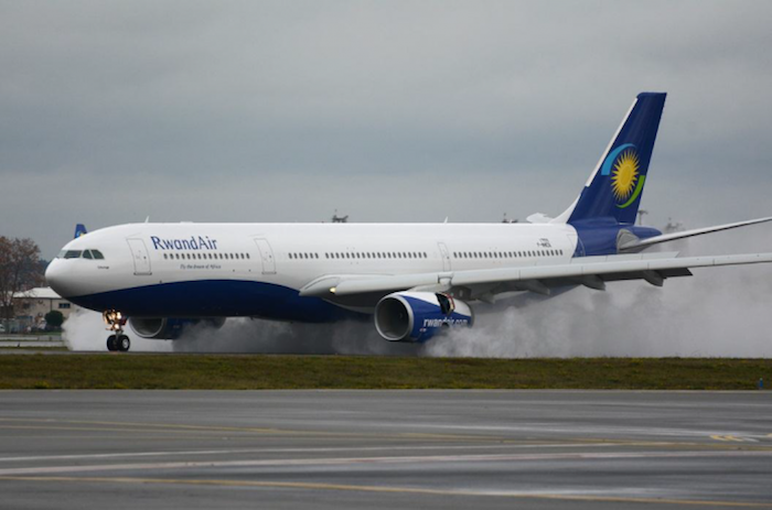 RwandAir Is Adding Flights To Guangzhou… Via Mumbai
