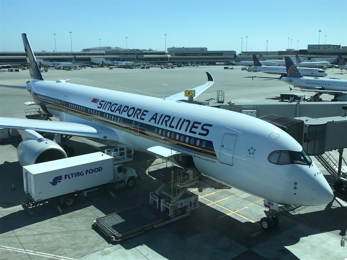 Singapore Airlines\' Newark To Singapore Flight Is Now Bookable ...