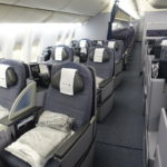 United 777 200 Business Class – 1