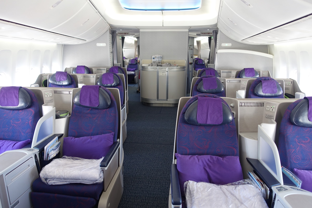 Air China 747 8 First Class Review I One Mile At A Time