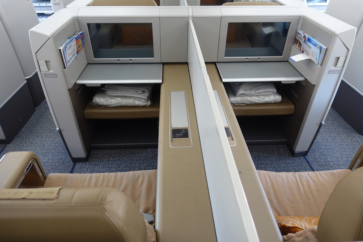 First Class Air Travel American Airlines