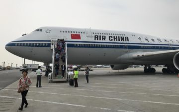 Air China First Class 747 – 99