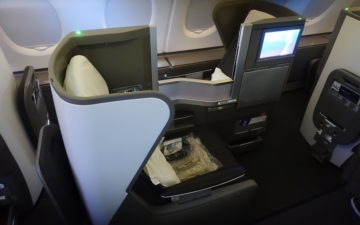 British Airways Club World