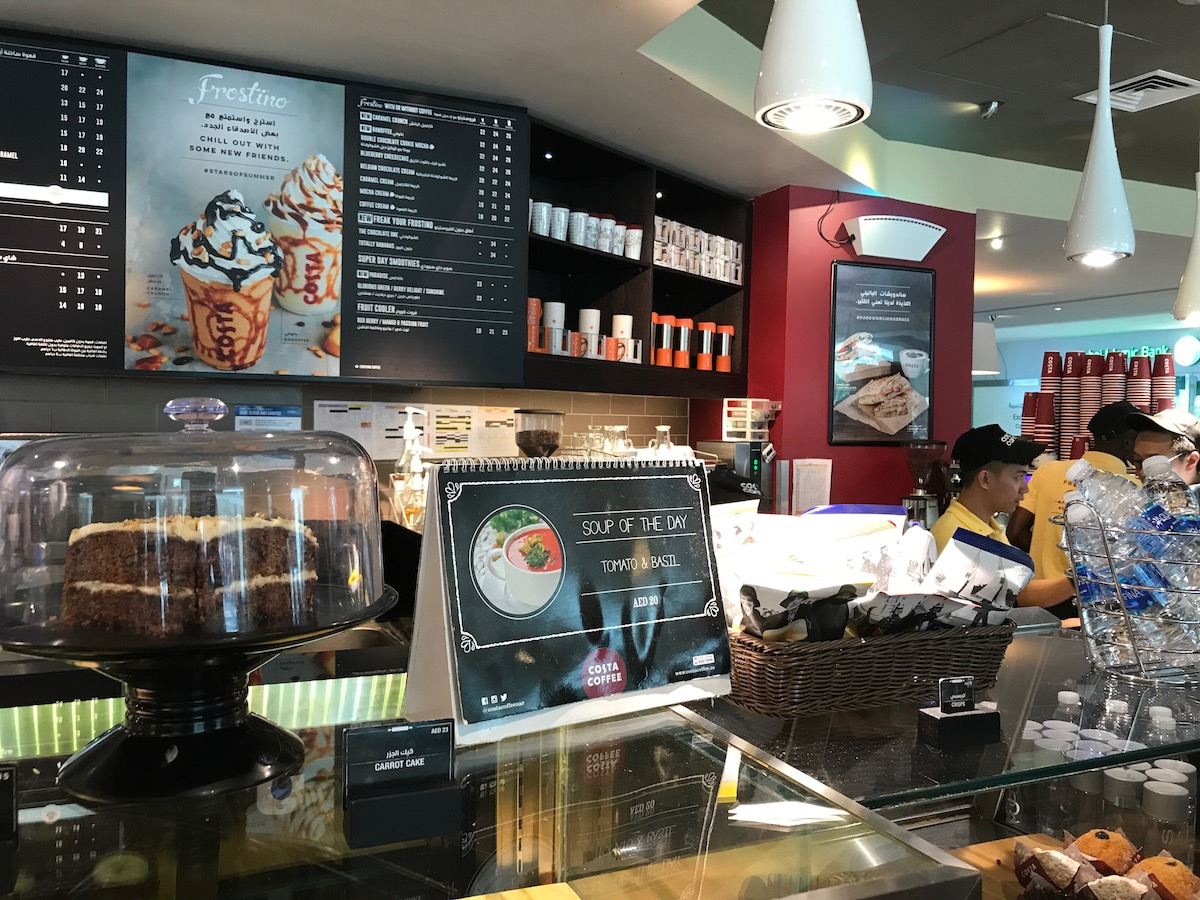 Visiting Dubai? Have Coffee At Emirates Headquarters | One