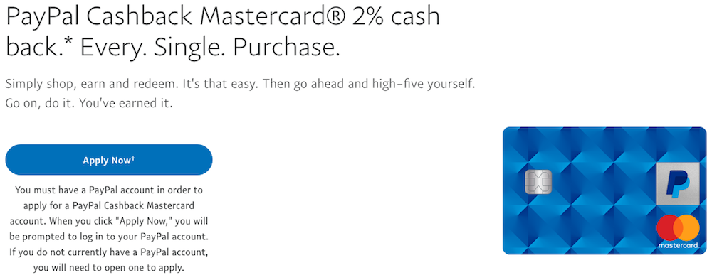 Is The PayPal 2% Cashback Mastercard Worth It? | One Mile at a Time