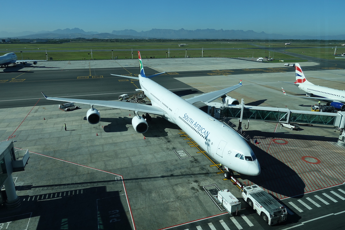 South African Airways Plans To Shrink Their Way Into Profitability - One Mile at a Time