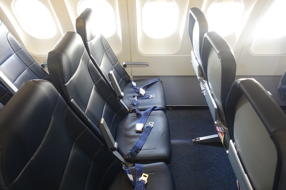 Review Spirit Airlines Big Front Seat A319 Los Angeles To
